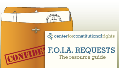 CCR FOIA Request Resource Guide