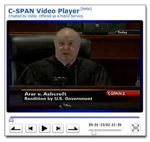CPSAN video player