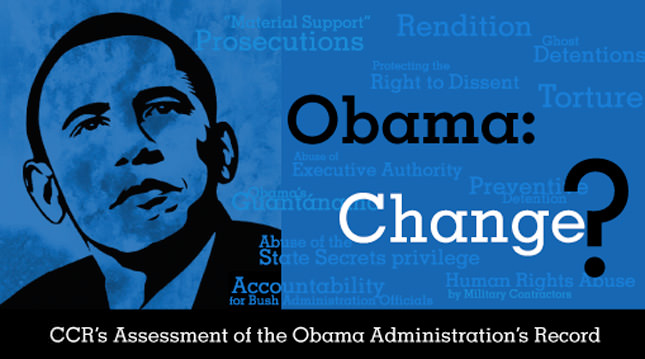 CCR's Obama's Record Assessment image