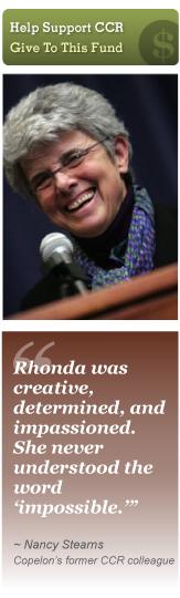 rhonda copelon