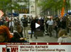 Michael Ratner Phone on Democracy Now, OWS