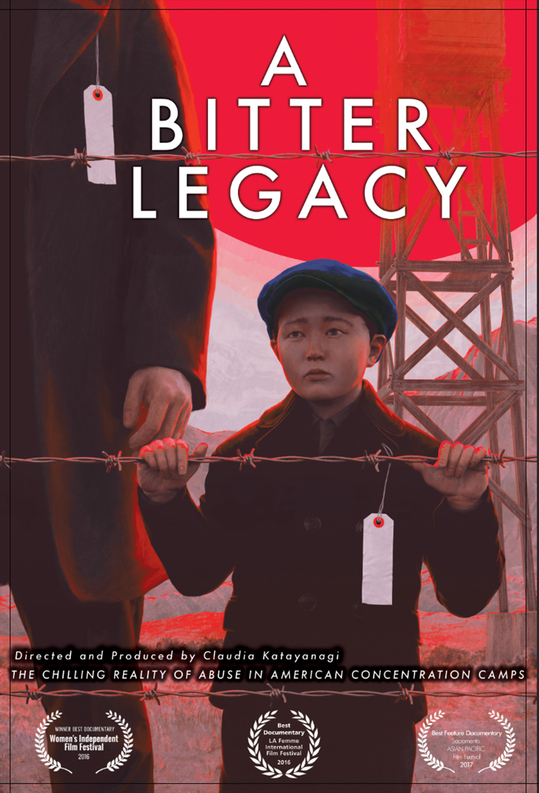 A Bitter Legacy movie poster