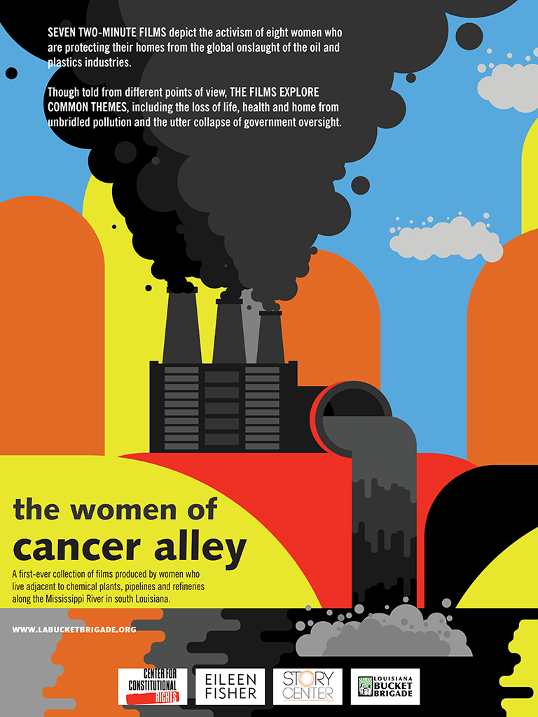 The Women of Cancer Alley