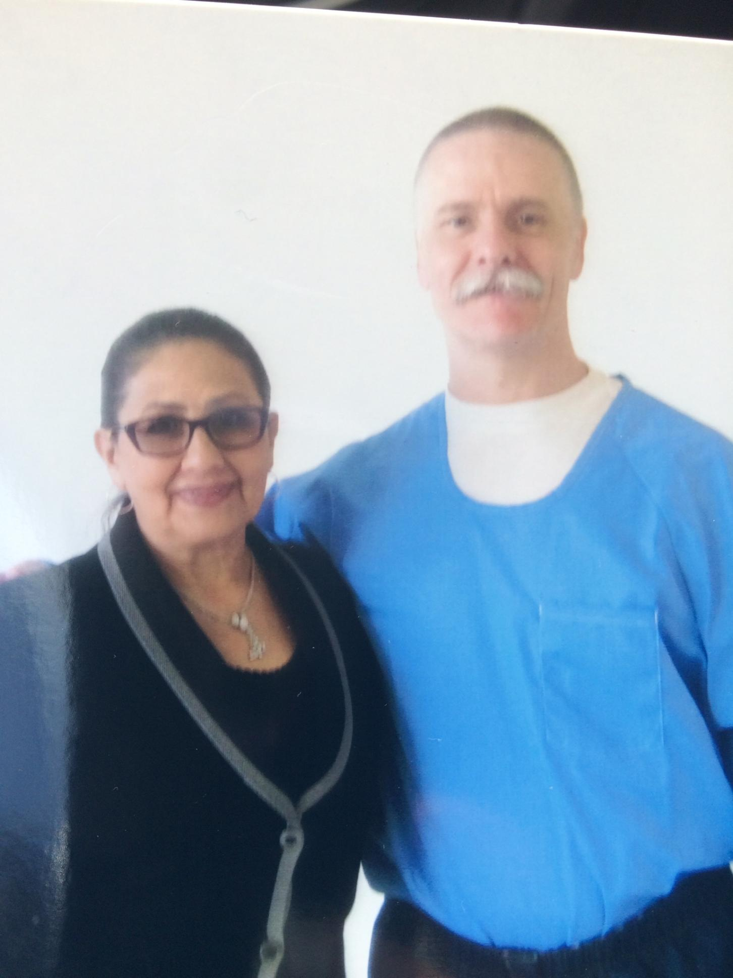 Dolores Canales and Todd Ashker