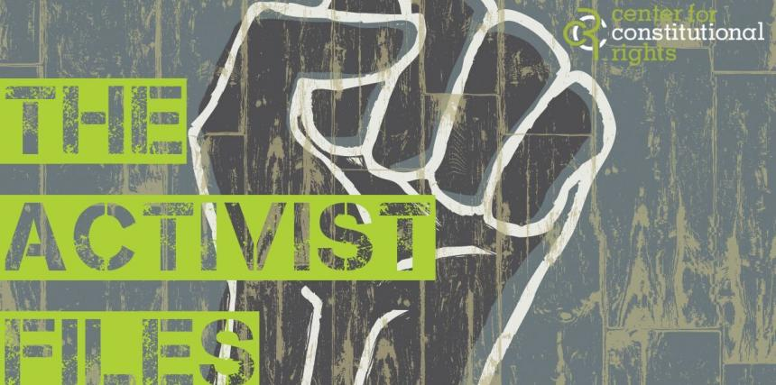 Activist Files logo