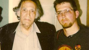 William Kunstler and Joey Johnson