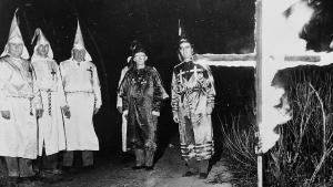 File photo of Ku Klux Klan