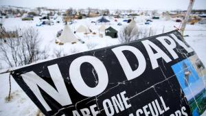 No Dakota Access Pipeline