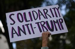 """Solidarity Anti-Trump"""