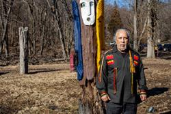 Chief Perry of Ramapough Lenape Nation