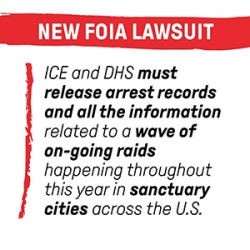 New FOIA Lawsuit