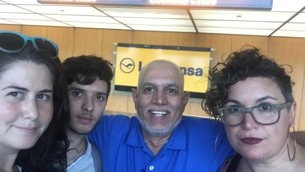 Four members of the delegation denied entry to Israel for supporting Palestinian rights