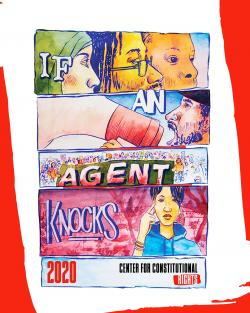"""If An Agent Knocks"" cover"