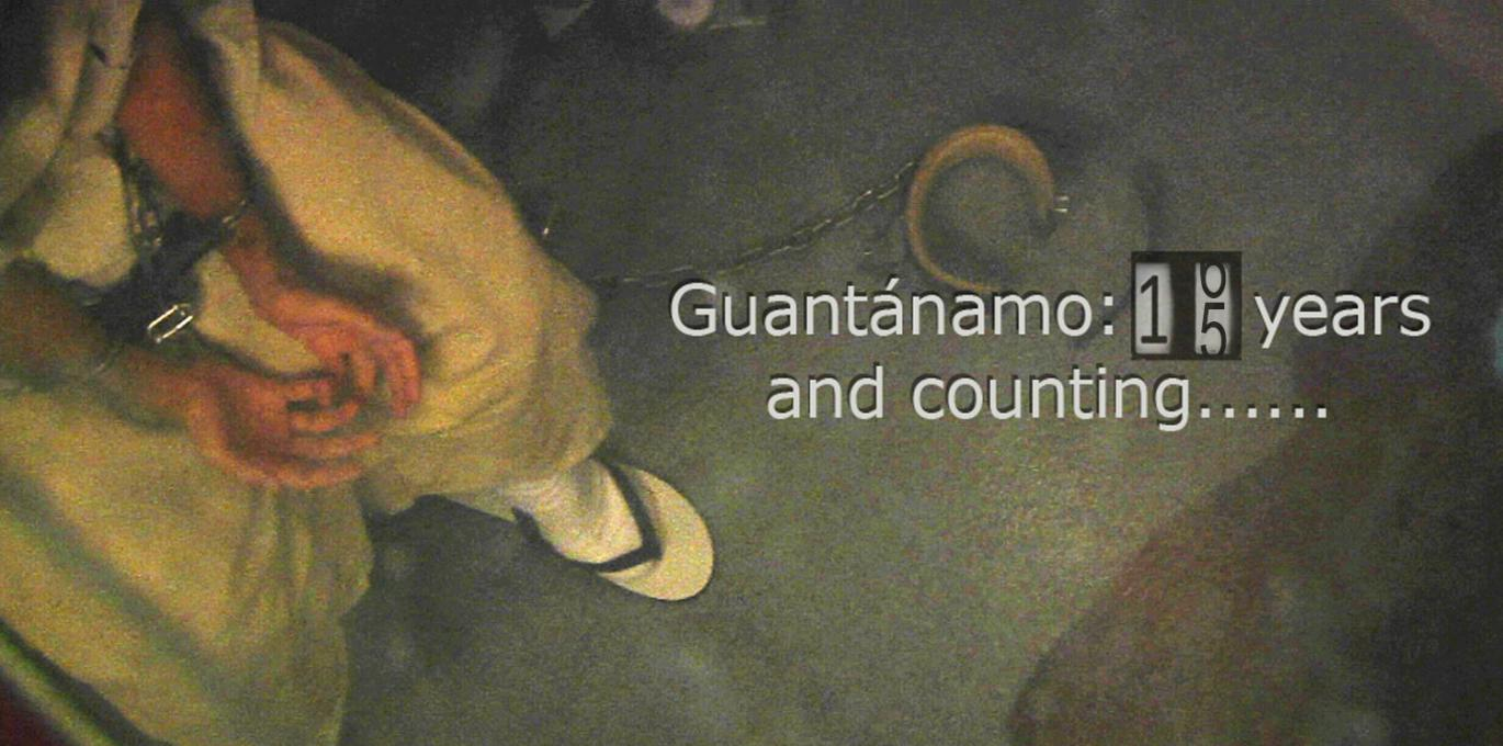 Guantanamo: 15 years and counting