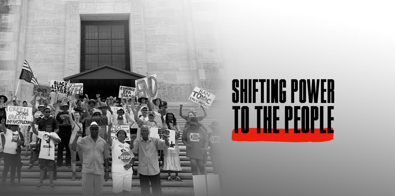 Shifting Power to the People: Necessary Steps Towards Repair, Safety, and Collective Liberation