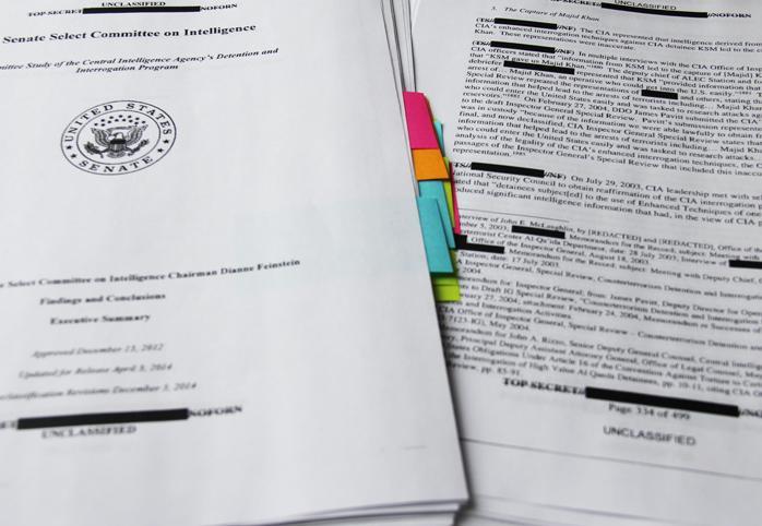 Inside the Senate report on CIA torture