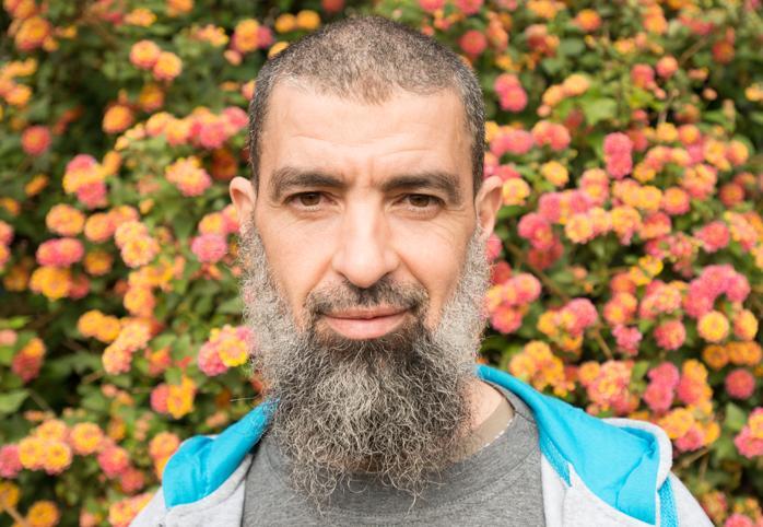 CCR client Djamel Ameziane