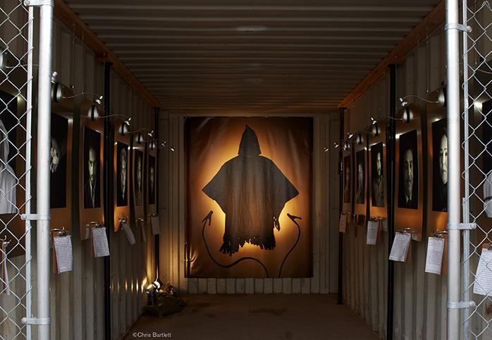 Abu Ghraib prison images