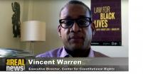 Vince Warren on The Real News