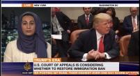 Noor Zafar on Al Jazeera