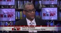 Vince Warren on Democracy Now