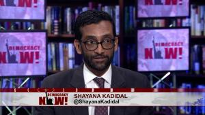 CCR's Shayana Kadidal on Democracy Now