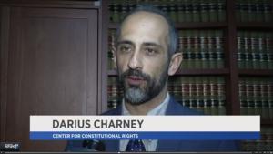 Darius Charney on NY1