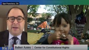 Baher Azmy on DemocracyNow!